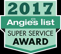 Angie's List Award