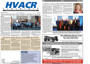 Click to read the HVACR Today article on Howard Air!
