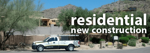 New Construction A/C Services