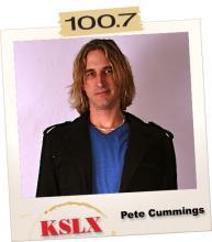 KSLX 100.7 Pete Cummings