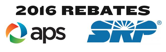 2016 Rebates Banner