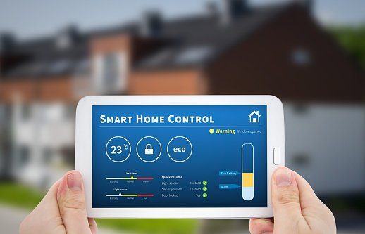 Smart home control technology