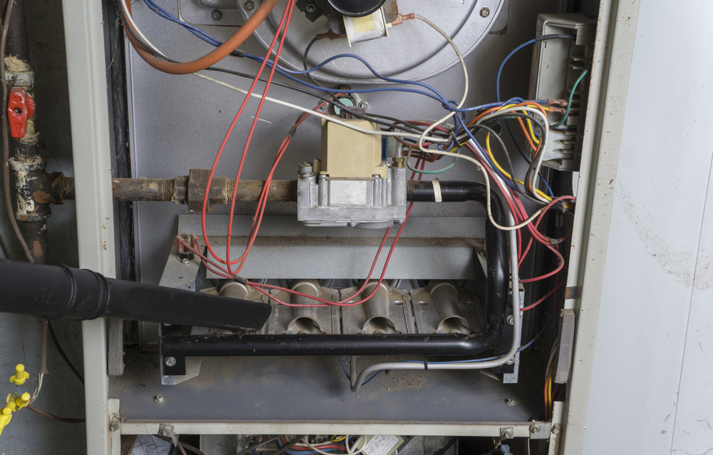 Howard Air - How to Clean a Furnace: Heat Exchanger