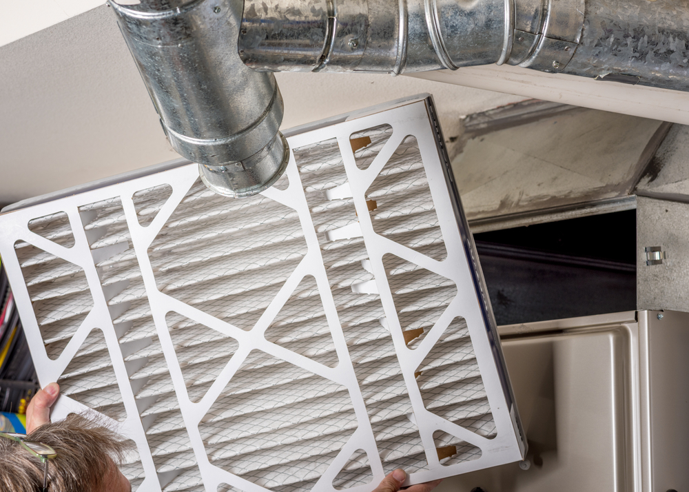 Howard Air - How to Clean a Furnace: Air Filter