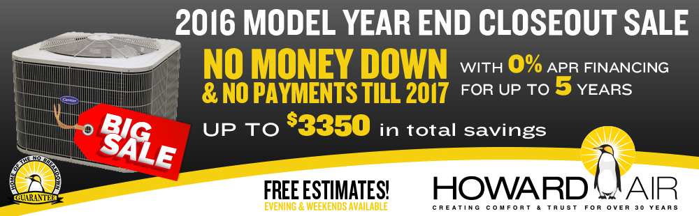 End of Year Model Closeout