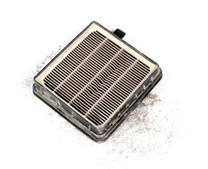 Howard Air - How to Service a Gas Heater: Clean Air Filter