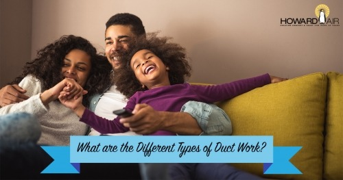 What are the Different Types of Ductwork?
