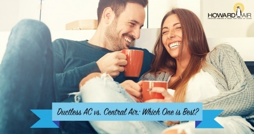 Ductless AC vs. Central Air: Which is Best?