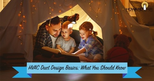 HVAC Duct Design Basics: What You Should Know