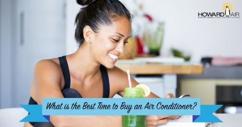 What is the Best Time to Buy an Air Conditioner?