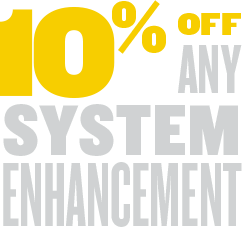 10% Off System Enhancement 2