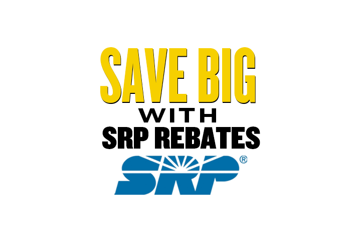 Save Big with SRP Rebates