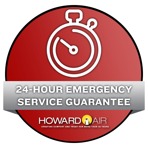 24-Hour Emergency Service Guarantee
