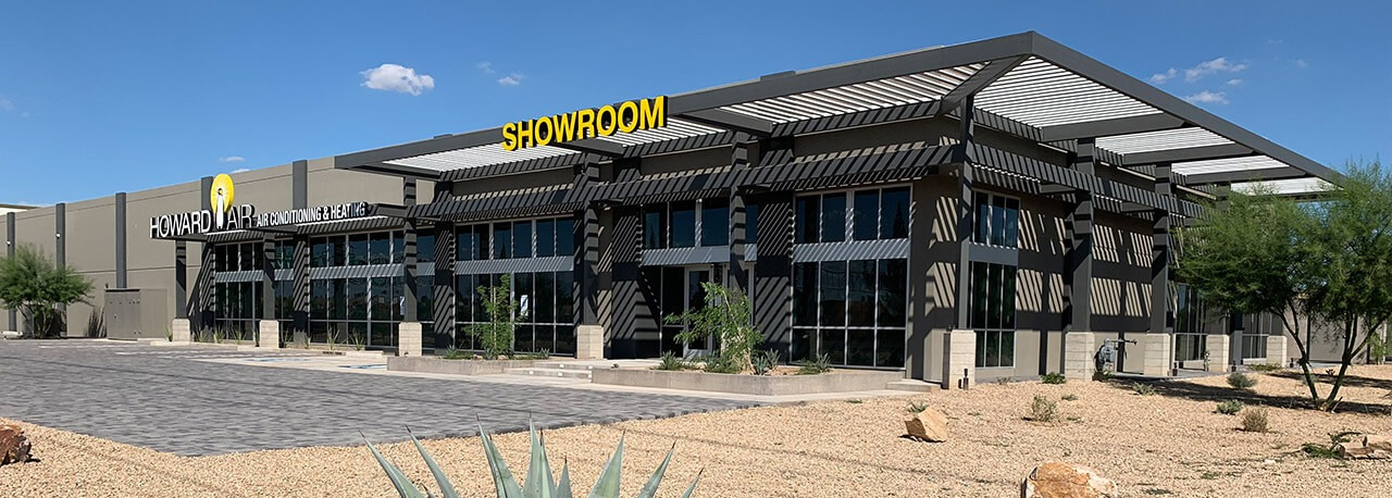 Showroom-Arizona's Largest Interactive Heating and Air Conditioning Showroom