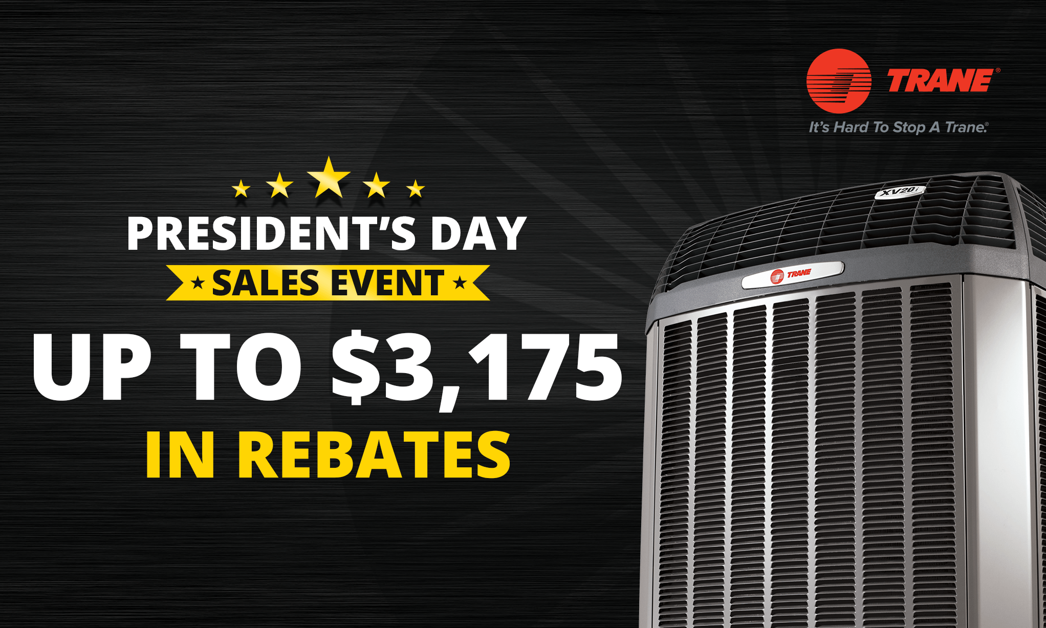 presidents day sales event LP