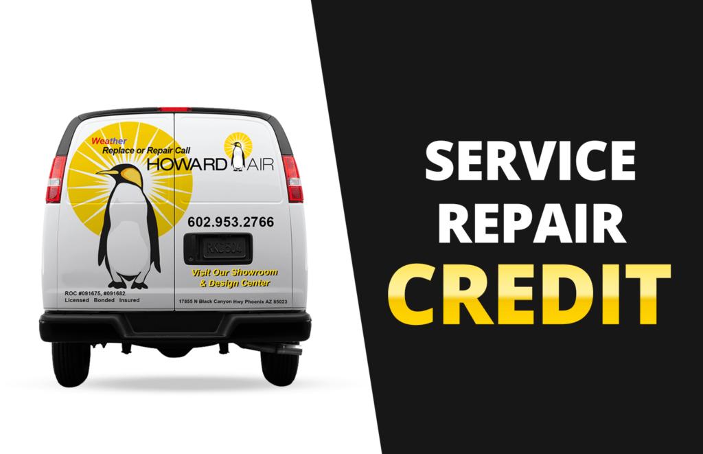 service-repair-credit